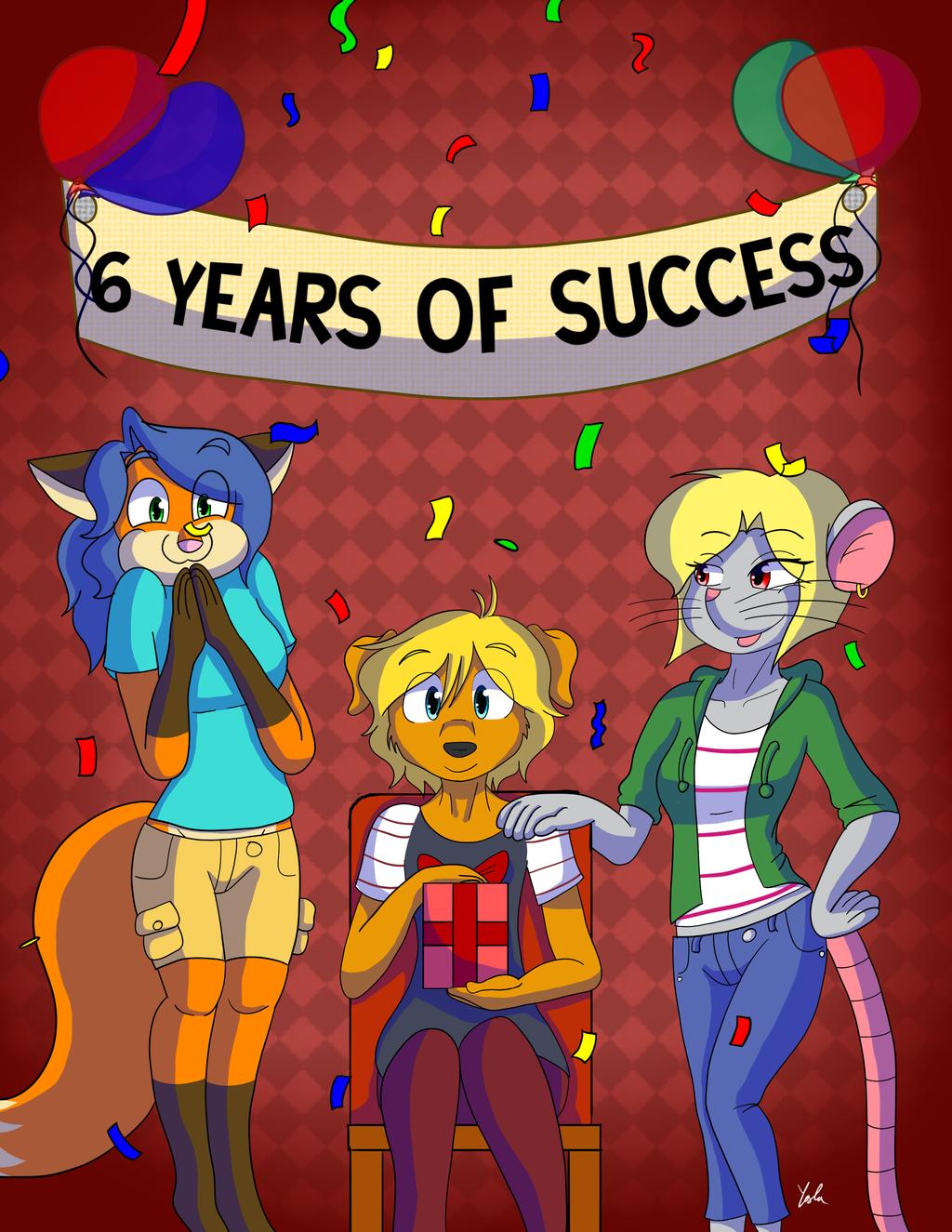 COM - 6 Years of Success