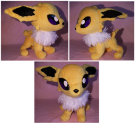 Jolteon plush