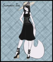 Ashlynn (Summer/Tea)