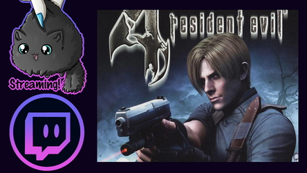 RE4: It's like a drinking game, but not!