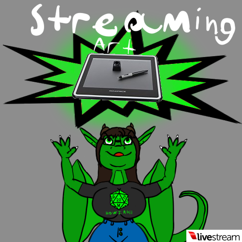 "Livestream ad ""Item Get"""