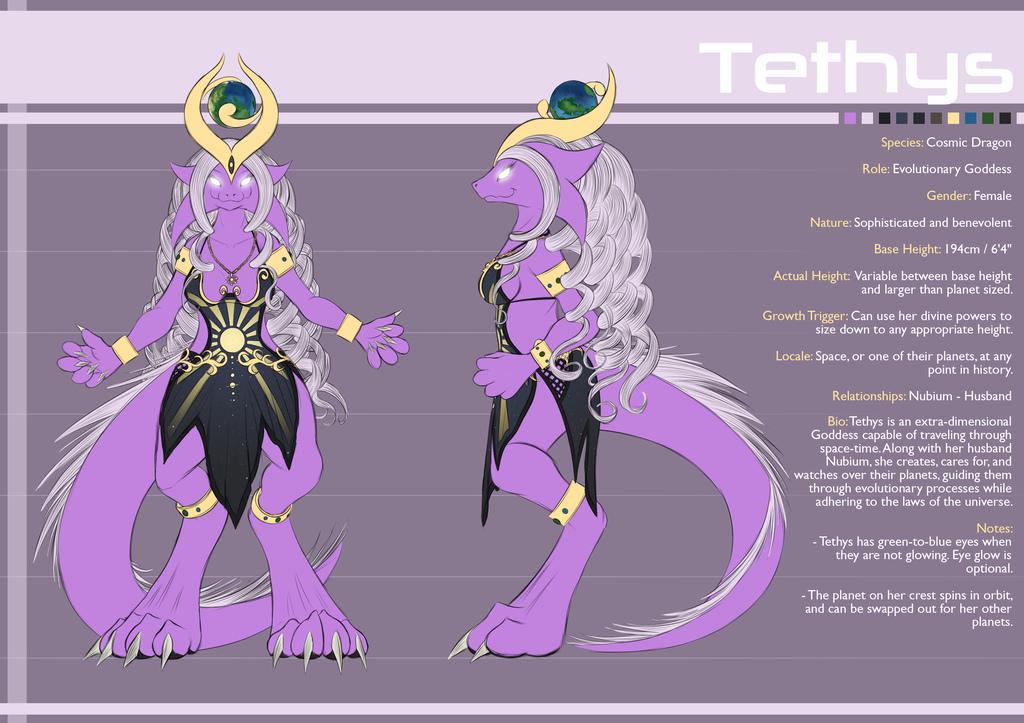 Reference Sheet - Tethys
