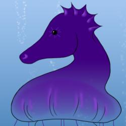 Jelly Seahorse