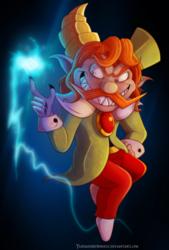 Zelda Collab - Chancellor Cole
