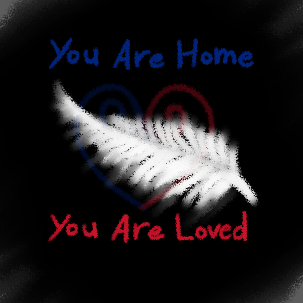 You Are Home - You Are Loved