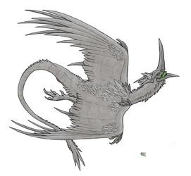 Wrath Takes Flight