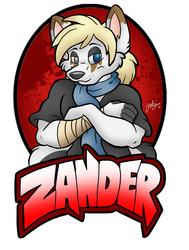 May Conbadge Exchange - Zander