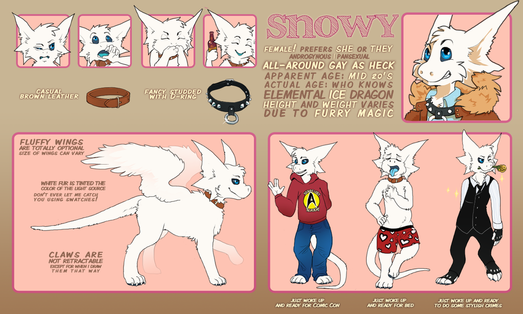 SNOWY REFERENCE 2015