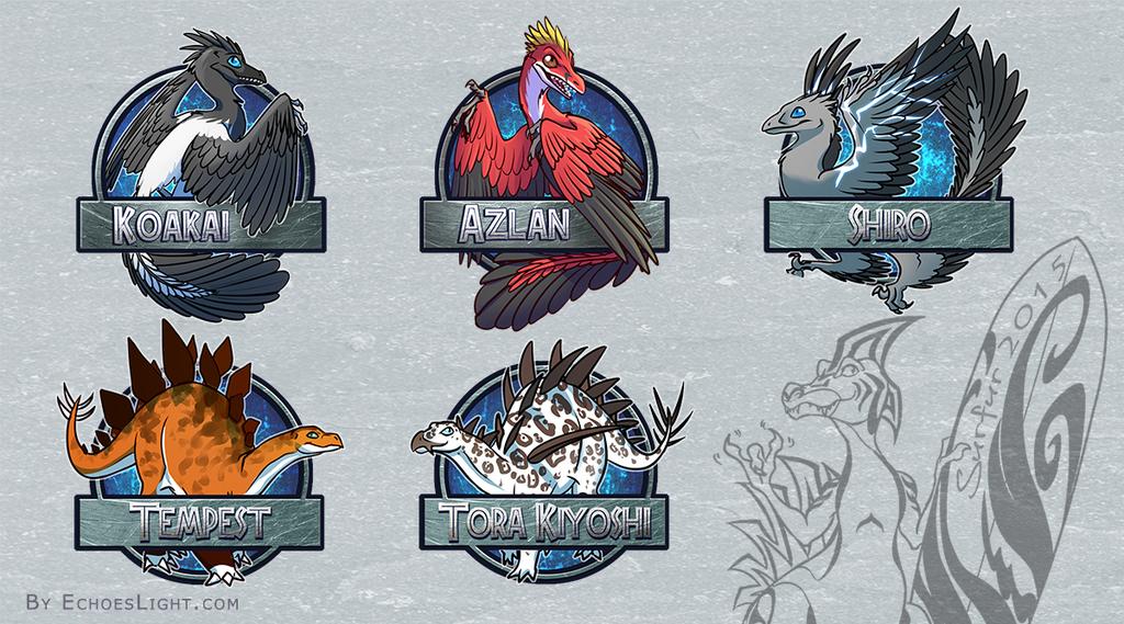 Surfur 2015 Badges 2