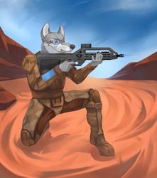 Desert Wolf [C]