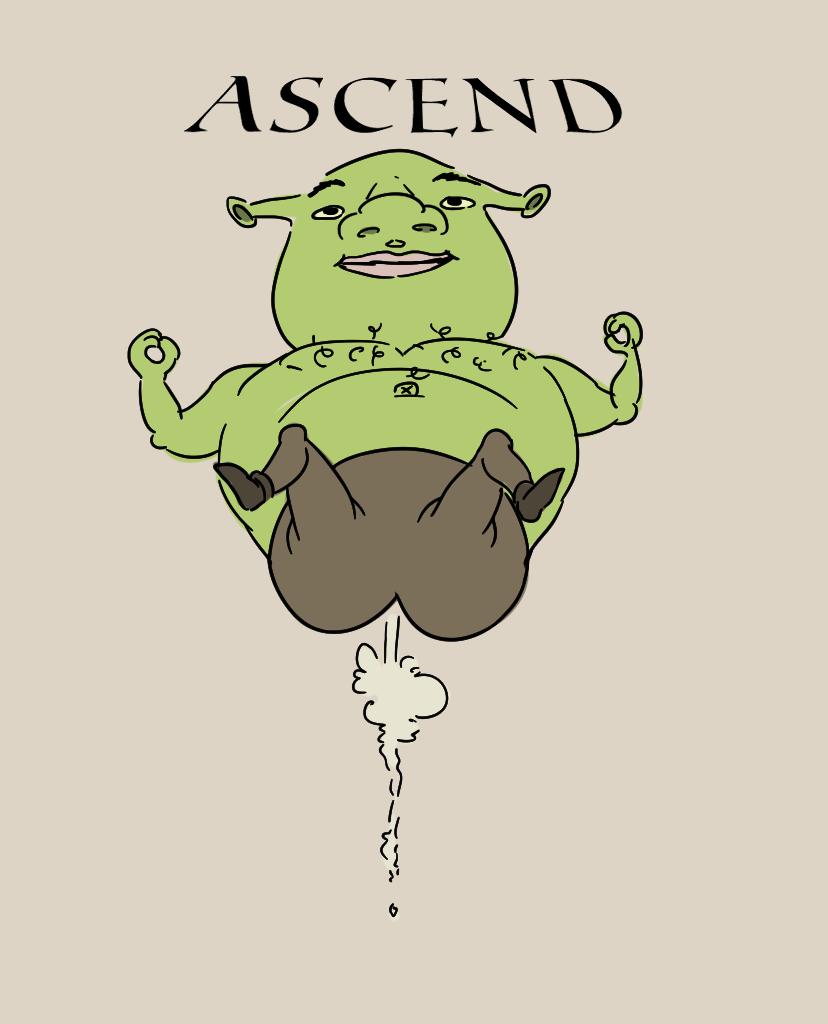 Ascend Shrek