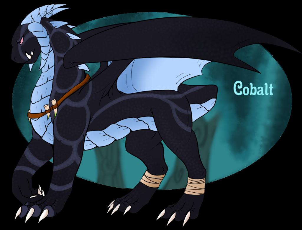 Stray stars: Cobalt ver 2