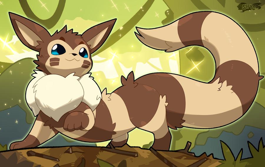 Raffle winner: Fluffy boi
