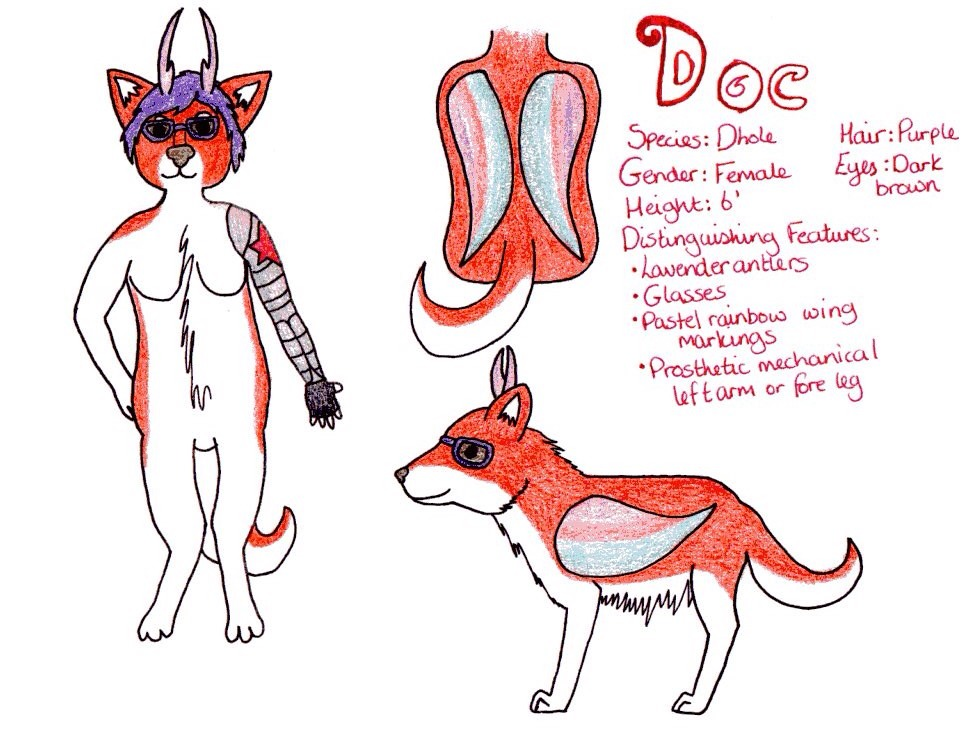 [ref] Doc's Reference Sheet