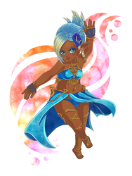 Crystal Gale Dances