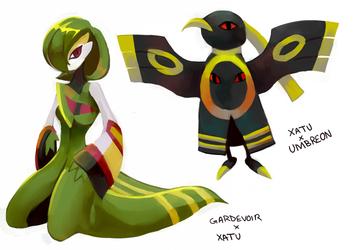 Xatu hybrids
