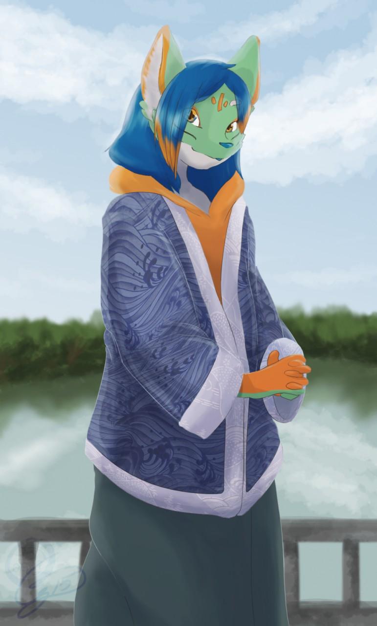 Pretty Tsuki