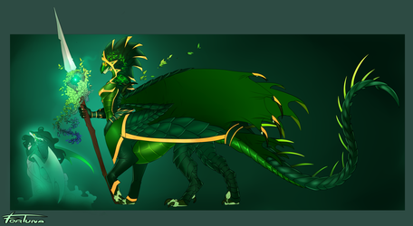 [Eldori] Shifter forms (Armor)