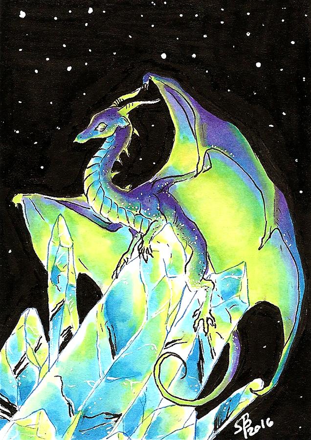 Tiny Crystal Dragon