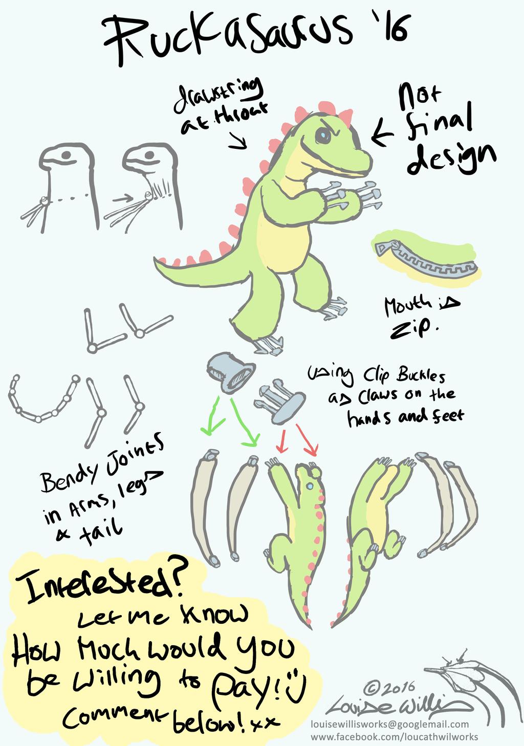Ruckasaurus '16