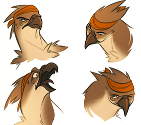 expression sheet - koh