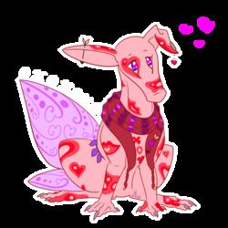 Valentine fish wizard