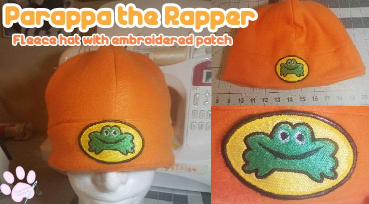 Parappa the Rapper Fleece Hat