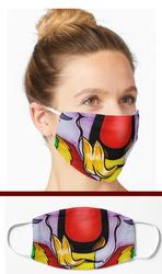 Canvas Face Mask