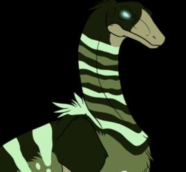 Dino Squad OC- Tucker