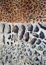 leopard furs