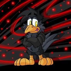 Stu the crow