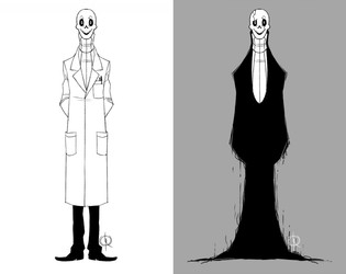 Undertale: Before & After