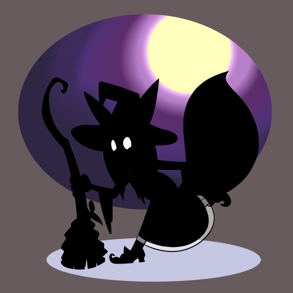 Shadow Candy Witch