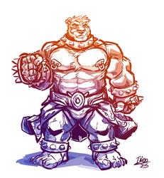 Reasonable Strongman