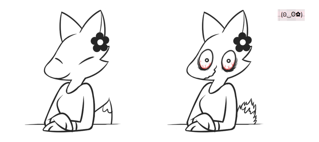 Stupis Fox Emojis