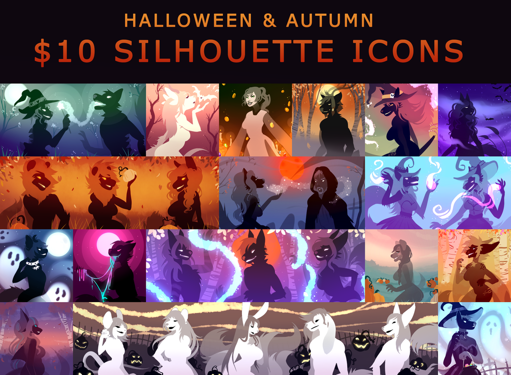 Most recent image: FALL ICON SALE