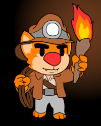 [Daily Draw - 98] Spelunky Nick