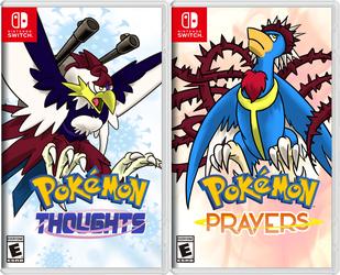 Pokemon Thoughts & Prayers