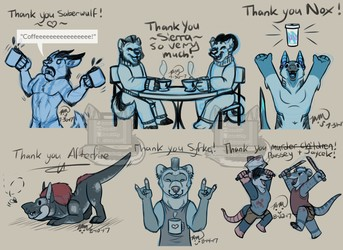 Ko-Fi Supporters! [Part 1]