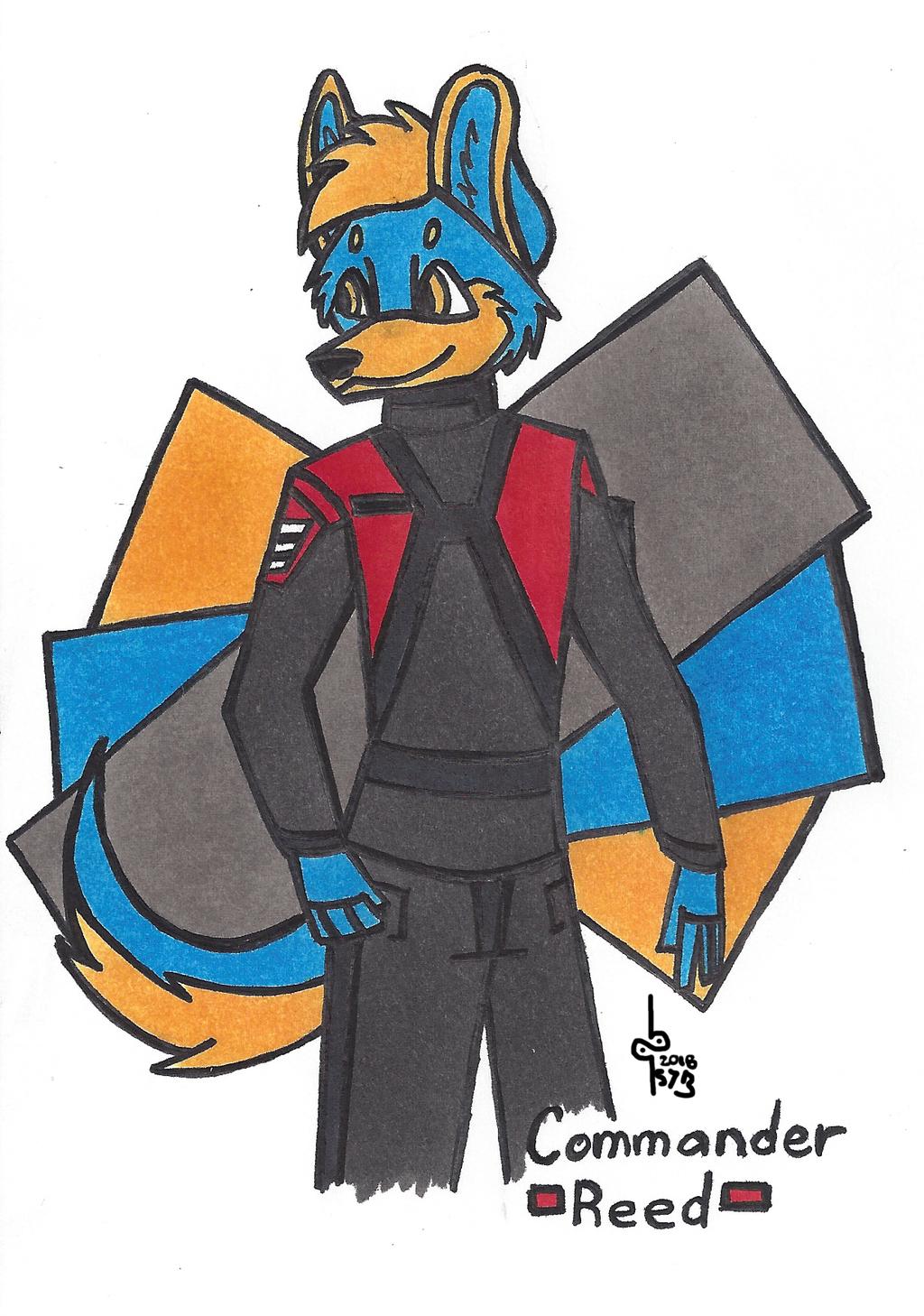 Commander Reed