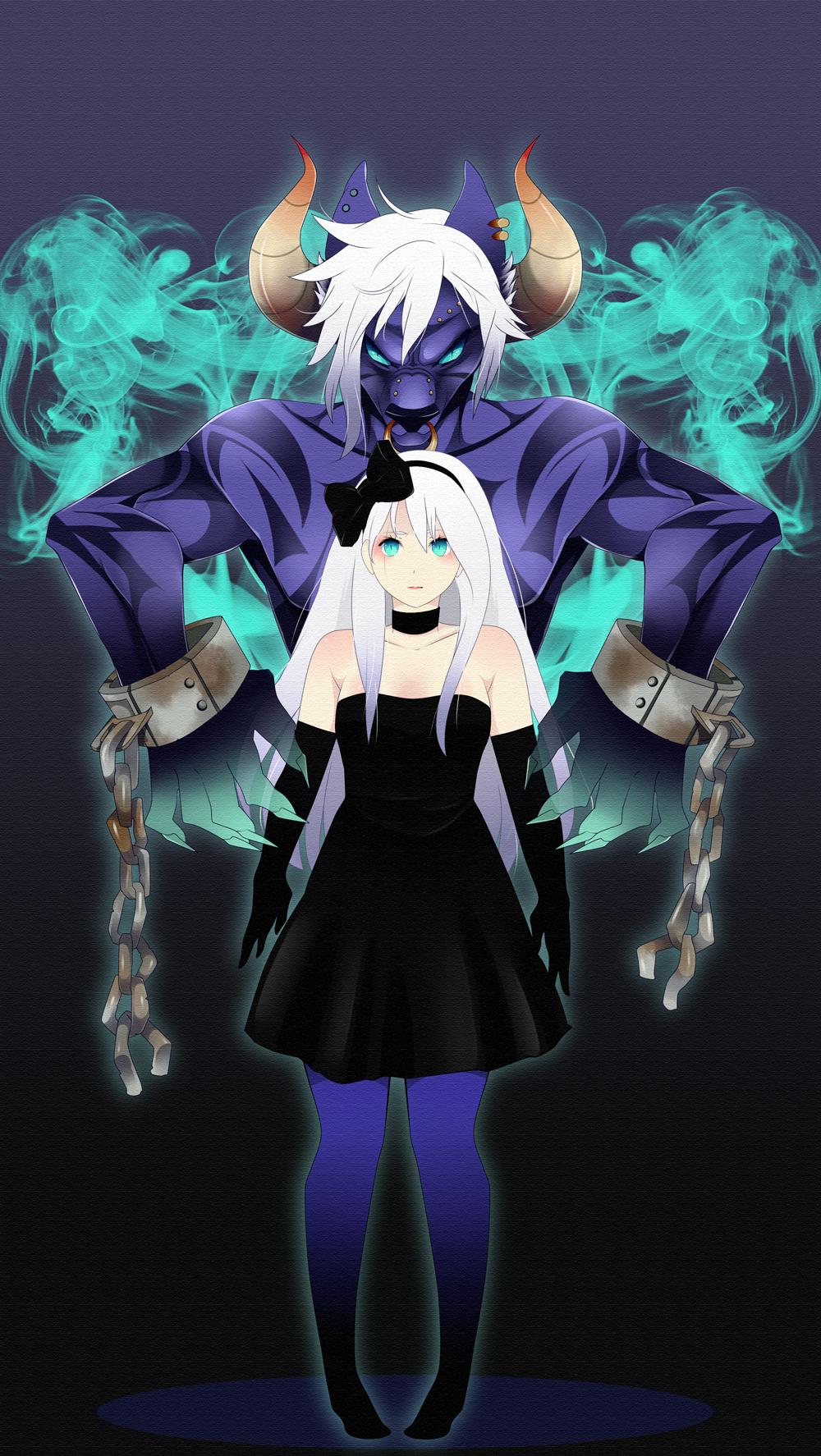 My Own Inner Demon.