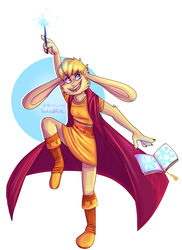 Bianca the Rabbit