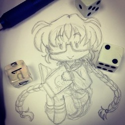 Random: Cute Lil Chibi