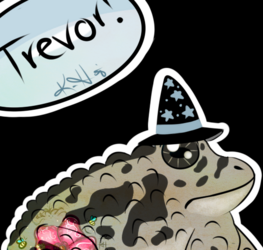 Drawlloween '20 - #5 Toad
