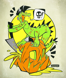 Croc-O-Ween 2012
