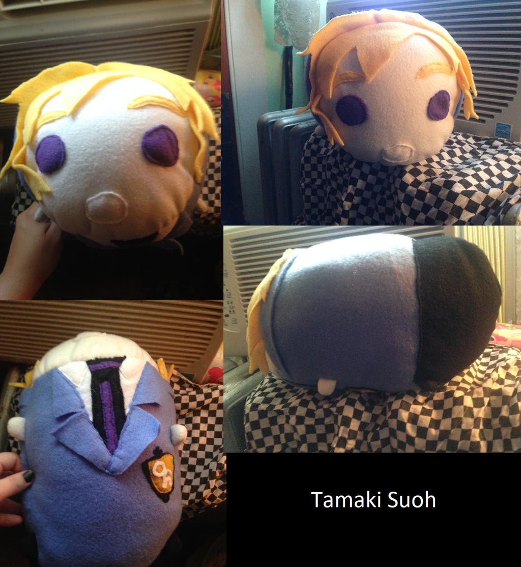 Most recent image: Ouran Host Club Tamaki Suoh Medium tsum commission for hetaliayo