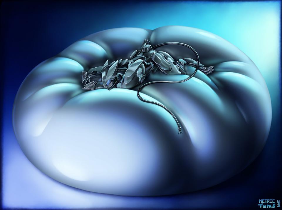 [comm] Eyeman443: Rubber Robo Tum
