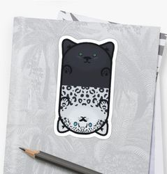 Redbubble: Panth and Snep
