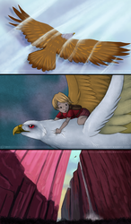 Cody's Flight