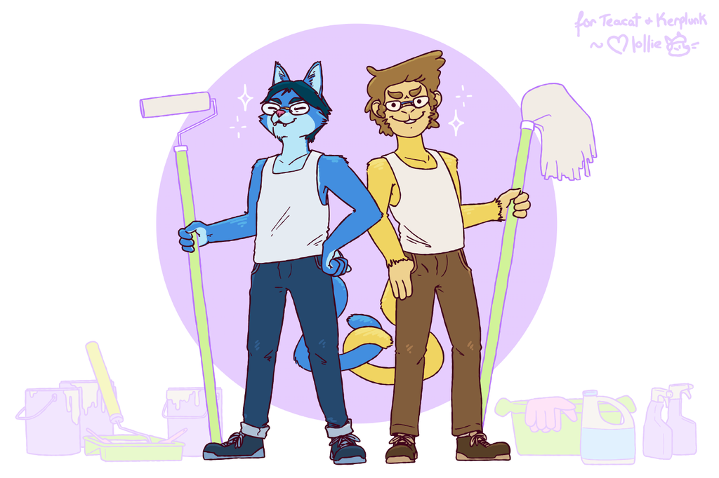 Most recent image: For Teacat & Kerplunk